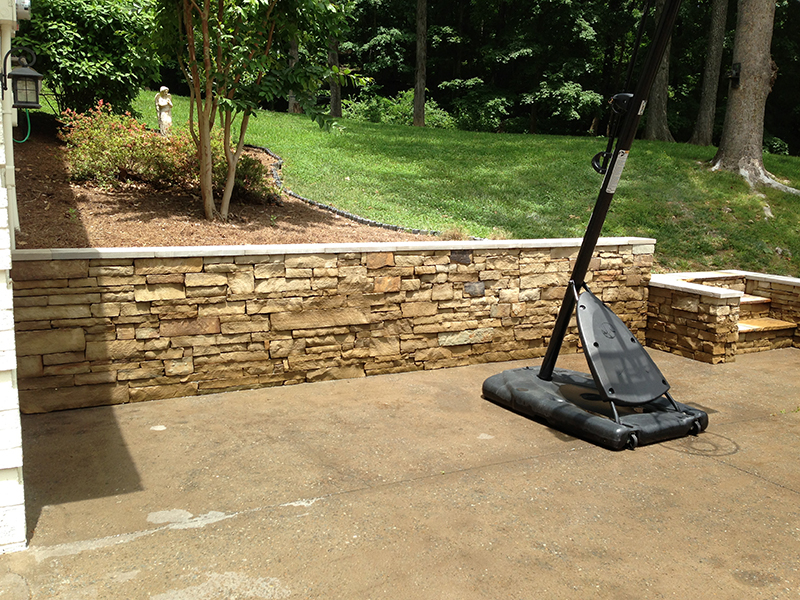 Stone Masons | Retaining Walls Nashville TN